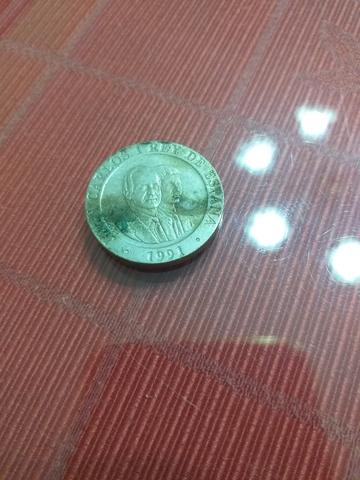 Moneda Del Rey Juan Carlos