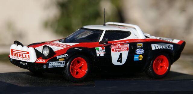 Lancia Stratos Rallye De Sanremo 1978 M.