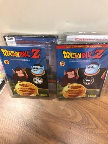 Colección De Dvd Dragón Ball Z