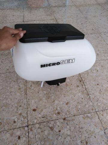 MICROGRANULADOR DE SEMBRADORA PARA ABONO - foto 2