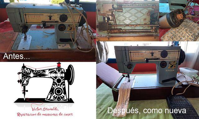 REPARACIÓN MÁQUINAS DE COSER - foto 2