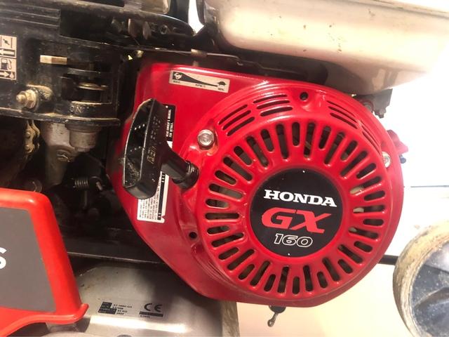 MOTOCULTOR HONDA GX 160 - foto 2
