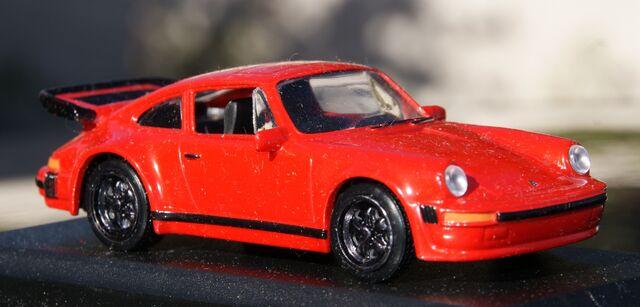 Porsche 911 Turbo (930) Ruedas Modificad