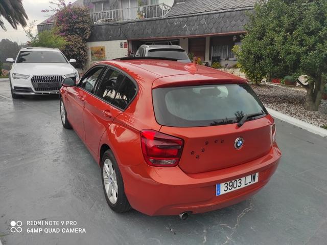 BMW 120 D-184 CV,  NAVY,  CÁMARA,  PIEL,  ET - foto 4