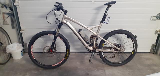 Bicicleta Doble Specialized Stumpjumper