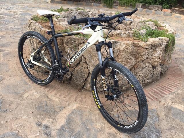 Bicicleta Orbea Mtb