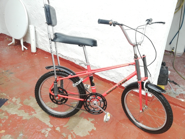 Bicicleta Derbi Rabasa Supercross Años75