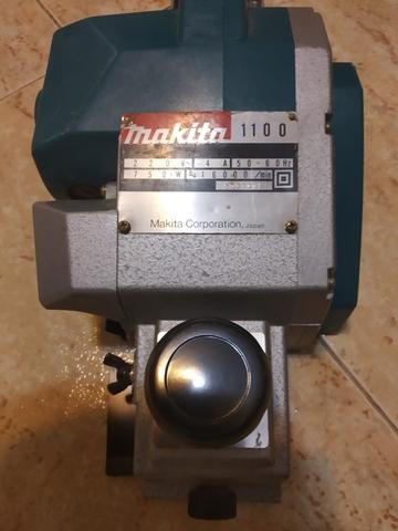 Cepillo Makita