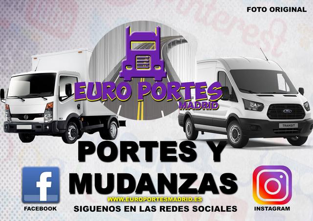 PORTES MUDANZAS ECONOMICAS BARATAS - foto 4