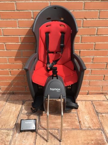 Silla Hamax Smile Porta Bebé En Bici