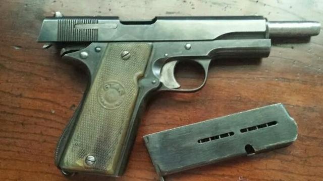 Vendo Pistola Star Inutilizada