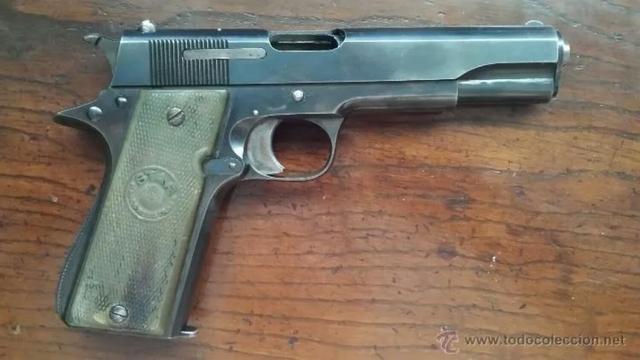 Pistola Star Inutilizada