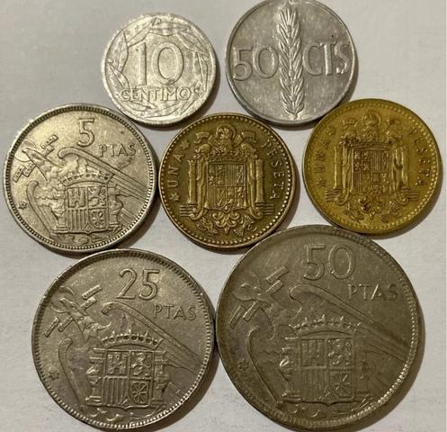 Pack Monedas Antiguas