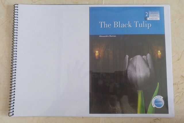 THE BLACK TULIP - foto 1