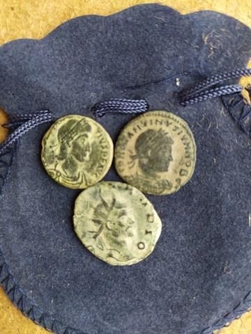 Lote Monedas Romanas