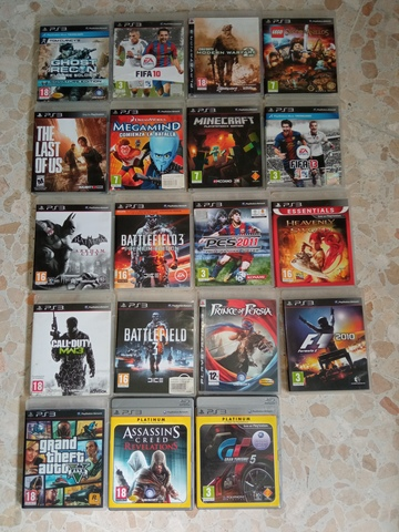 CONSOLA PLAYSTION 3 - foto 2