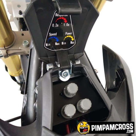 MINICROSS ELÉCTRICA IMR MX-800E - foto 5