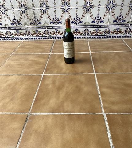 Botella Vino Marqués De Cáceres 1982