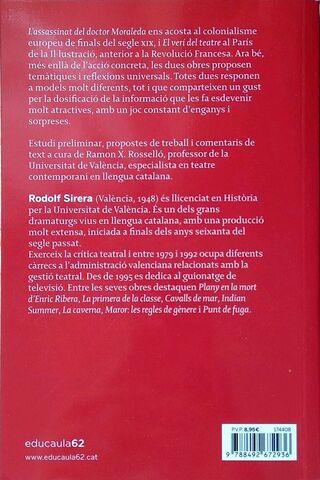 LIBRO EL VERÍ DEL TEATRE - foto 2
