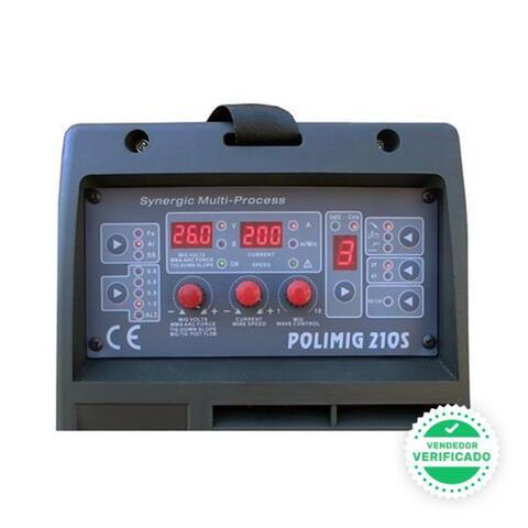 Multiproceso Soldadura Mig Tig 200