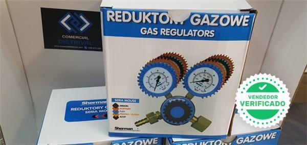 Caudalimetro Manoreductor Gas Argon