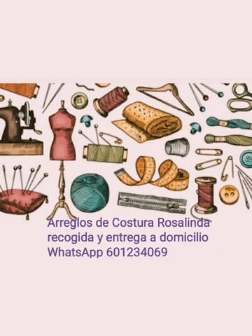 ARREGLOS DE ROPA SERVICIO A DOMICILIO - foto 1