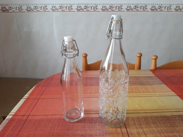 2 Botellas Gaseosa
