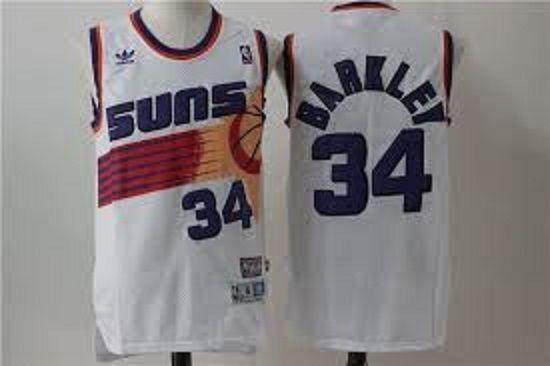 CAMISETA BALONCESTO NBA SUNS 34 BLANCA - foto 1