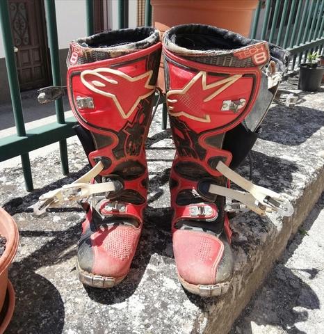 Botas Motocross Alpinestars