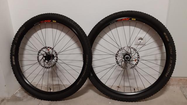 Ruedas Bicicleta De Montaña