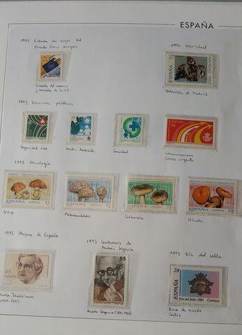 Sellos Nuevos De Colección España 1993