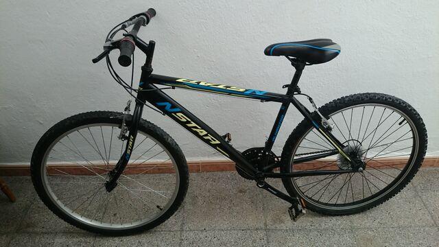 """Bicicleta Montaña 26\"""""""