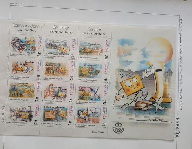 Sellos Nuevos De Colección España 1999