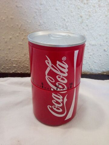 Temporizador Coca Cola