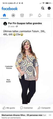 Milanuncios Comprar Y Vender Moda Mujer Tallas Grandes De Segunda Mano En Toledo