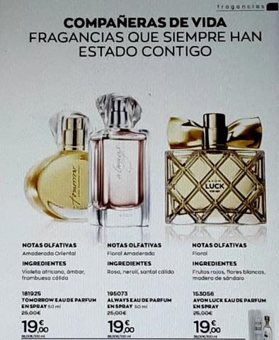 MILANUNCIOS | Comprar y vender perfumes y colonias avon de