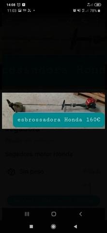 ESBROSSADORA HONDA - foto 1