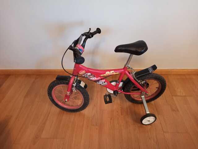 Vendo Bicicleta 14\' + Accesorios