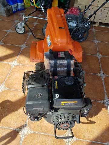 MOTOCULTOR SEMINUEVO,  ARRANQUE ELECTRICO - foto 1
