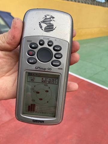 GARMIN GPS MAP 96 - foto 2