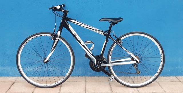 Bicicleta Carretera Bh Manillar Plano