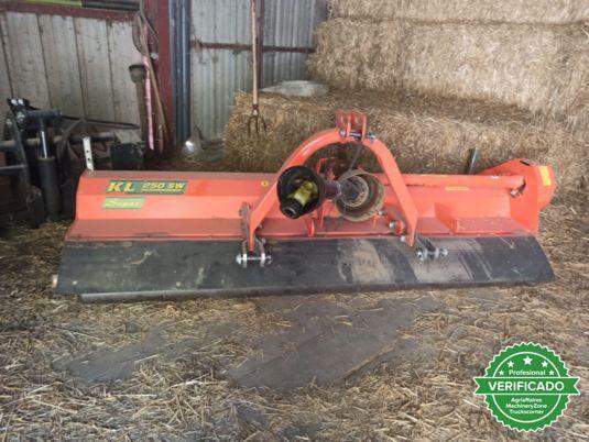 AGRIMASTER KL 250 SW SUPER - foto 2