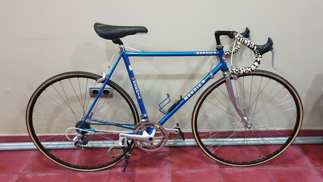 Bicicleta Ciclista Mendiz