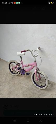 Bici Infantil De Princesas Disney Niñas