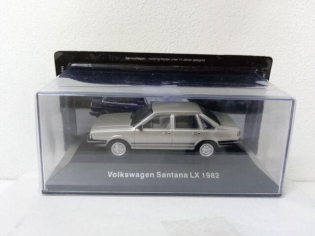 Volkswagen Santana Lx 1:43 Ixo Altaya