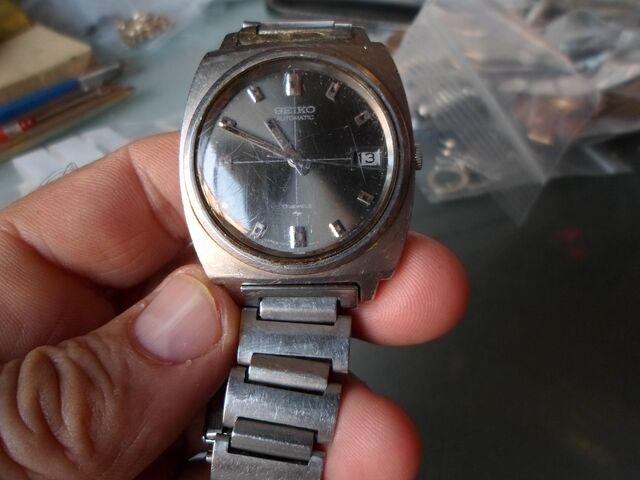 Reloj Seiko Automatico 7005-7012