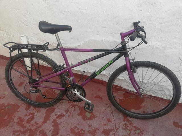 Bicicleta Bianchi Llanta 26