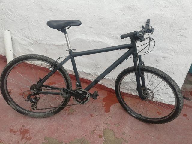 Bicicleta Aluminio Llanta 26