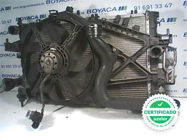 RADIADOR OPEL COMBO CORSA C 2001 - foto 1
