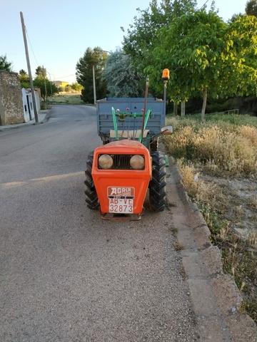 MOTOCULTOR AGRIA REMOLQUE - foto 3
